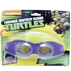 ❤3/$10 Kids Teenage Mutant Ninja Turtles Goggles